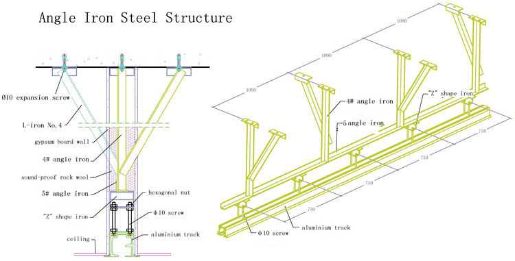 Installation-movable wall partition